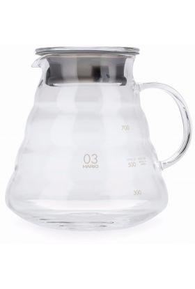 Hario V60 serveringskanne 03, 800 ml