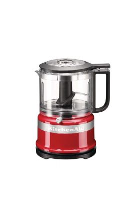 KitchenAid mini-foodprocessor Rød