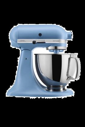 Kitchenaid Artisan kjøkkenmaskin 4,8 L + 3 L vintage blue, 300 watt