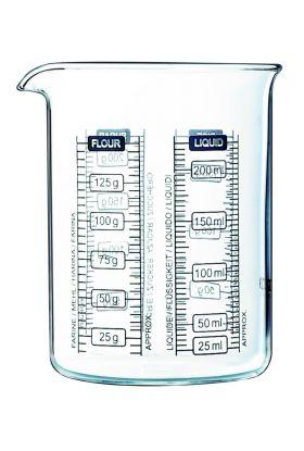 Pyrex Målebeger glass 250 ml