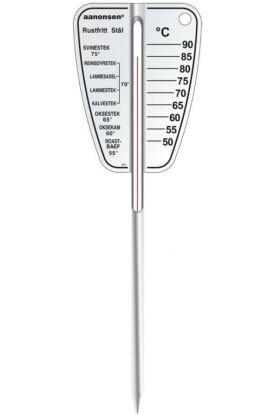 Aanonsen Steketermometer flat 17x12 cm