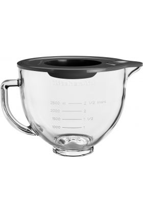 KitchenAid artisan glassbolle klar 4,7 L
