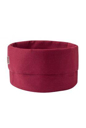 Stelton brødpose warm maroon 23 cm