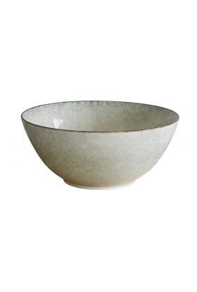 Nordic Sand salatbolle 11x25 cm