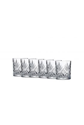Lyngby Melodia Whiskyglass 6stk 31 cl