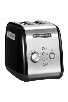 Kitchenaid brødrister 2 skiver sort 1100 watt