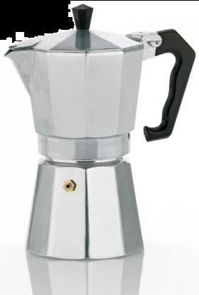 Le`Xpress, espressokanne 6 kopper
