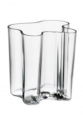 Iittala Aalto vase klart glass 200 mm