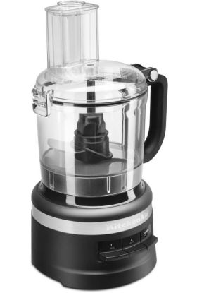 KitchenAid foodprocessor 1,7 L Matt svart