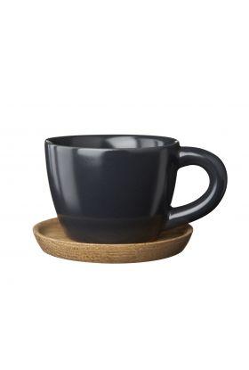 Höganäs, espressokopp m/trefat 10 cl