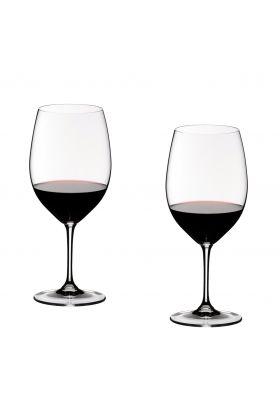 Riedel, Vinum Bordeaux vinglass 2 pk
