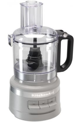 KitchenAid foodprocessor 1,7 L Matt Grå