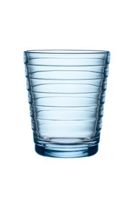 Aino Aalto glass aqua 22cl
