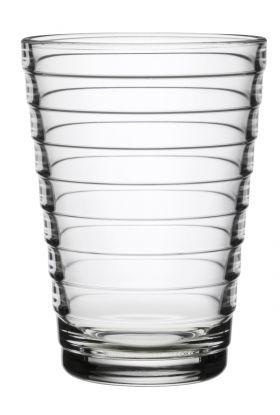 Aino Aalto glass klar 33cl