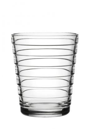 Aaino Aalto glass Klar 22cl