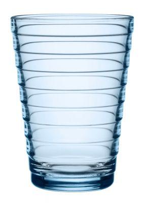 Aino Aalto glass aqua 33cl