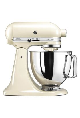 KitchenAid Artisan kjøkkenmaskin 4,8 L Krem, 300 watt