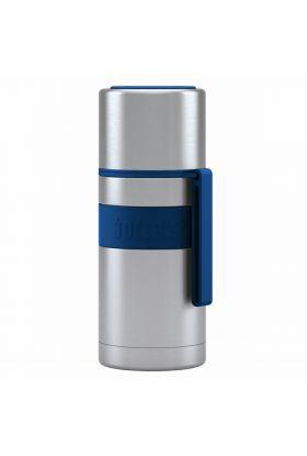 Boddles Termos dobbeltvegget m/drikkekopp Mørkeblå 0,35L