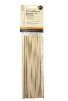 T&G grillspyd bambus 15cm