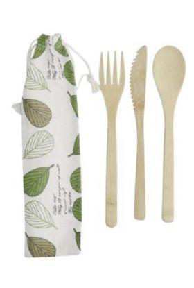Kitchen Craft  Bambus spisebestikk