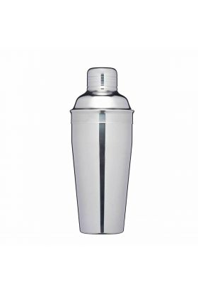BarCraft cocktailshaker 500 ml dobbeltvegget