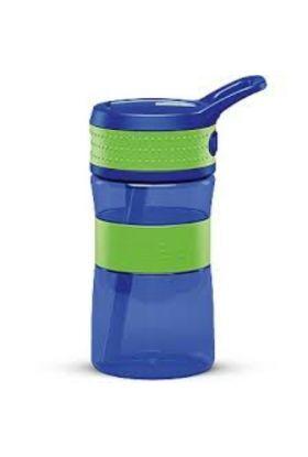 Boddles drikkeflaske 0,4L grønn/blå
