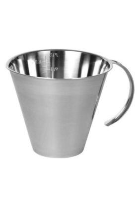 Funktion målebeger rustfritt stål 500 ml