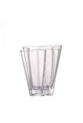 Rosenthal Flux Vase klar 20cm