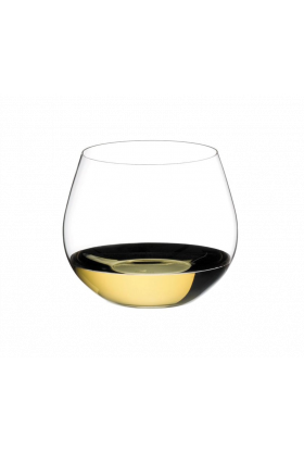 Riedel O Chardonnay vinglass 2 pk
