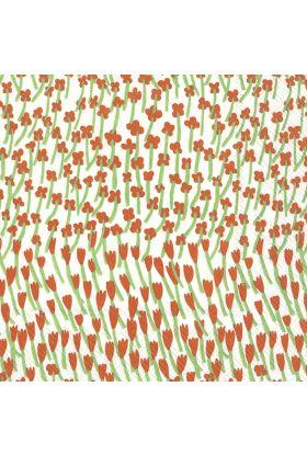 Marimekko Apilainen hvit/rød servietter 20pk