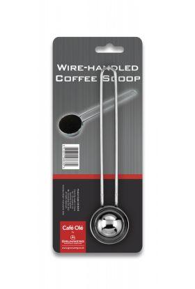 Grunwerg, kaffemåleskje