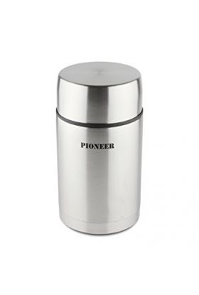 Pioneer mattermos stålfarget 1 L