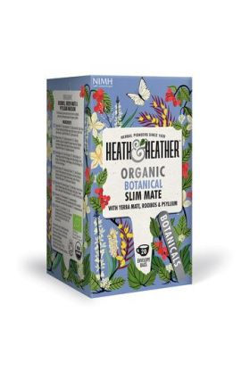 HEATH & HEATHER ORGANIC SLIM TEA