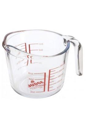 Judge Målebeger glass 250 ml