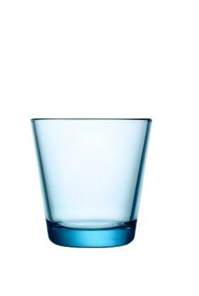 Kartio glass lysblå 21cl