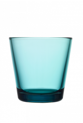 Kartio glass sjøblå 21cl