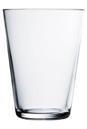 Kartio glass Klar 40cl