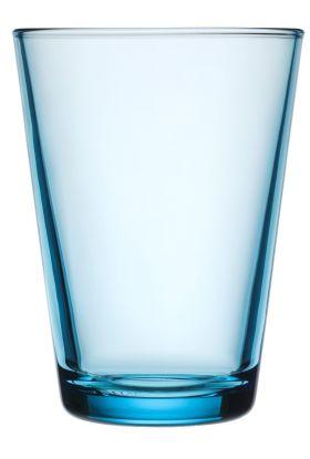 Kartio glass lysblå 40cl