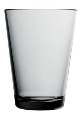 Kartio glass grå 40cl