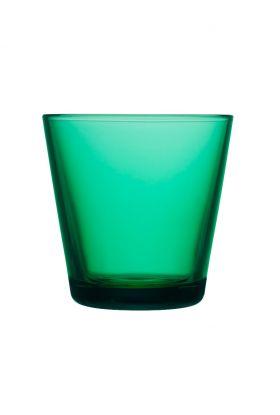 Kartio glass smaragd 21cl