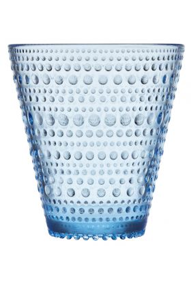 Kastehelmi glass aqua