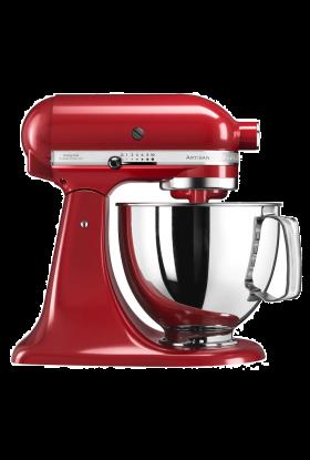 KitchenAid Artisan kjøkkenmaskin 4,8 L Rød, 300 watt