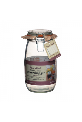 KitchenCraft glasskrukke 1,5 L