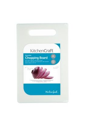 KitchenCraft, skjærefjøl plast 20x30cm