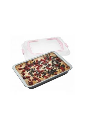 KitchenCraft bakeform m/lokk 36,5x25cm