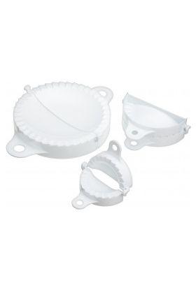 KitchenCraft, pasta/dumplingsformer sett m/3 stk