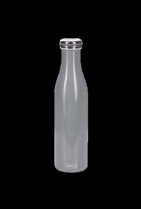 Lurch Termoflaske stål grå 0,5L