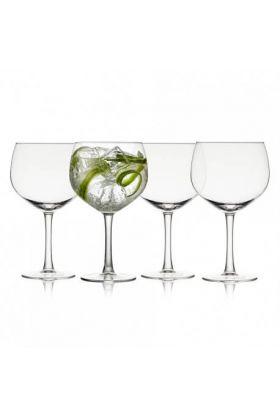 Lyngby gin & tonic glass juvel 65 cl 4stk