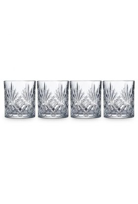 Lyngby Melodia, drammeglass 4 stk