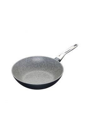 MasterClass, wok støpt aluminium 28 cm
